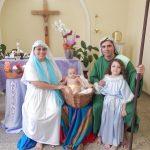 Celebração de Natal das pensionistas
