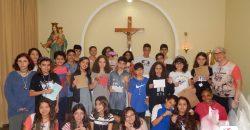 Itinerário à Educação da Fé da AJS para pré-adolescentes - Alunos de 6º e 7º ano