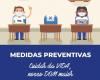 CARTILHA DE MEDIDAS PREVENTIVAS - INSA