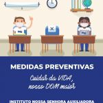 CARTILHA DE MEDIDAS PREVENTIVAS 2021 - INSA